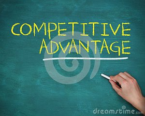 hand-holding-chalk-writing-competitive-advantage-green-background-32232146